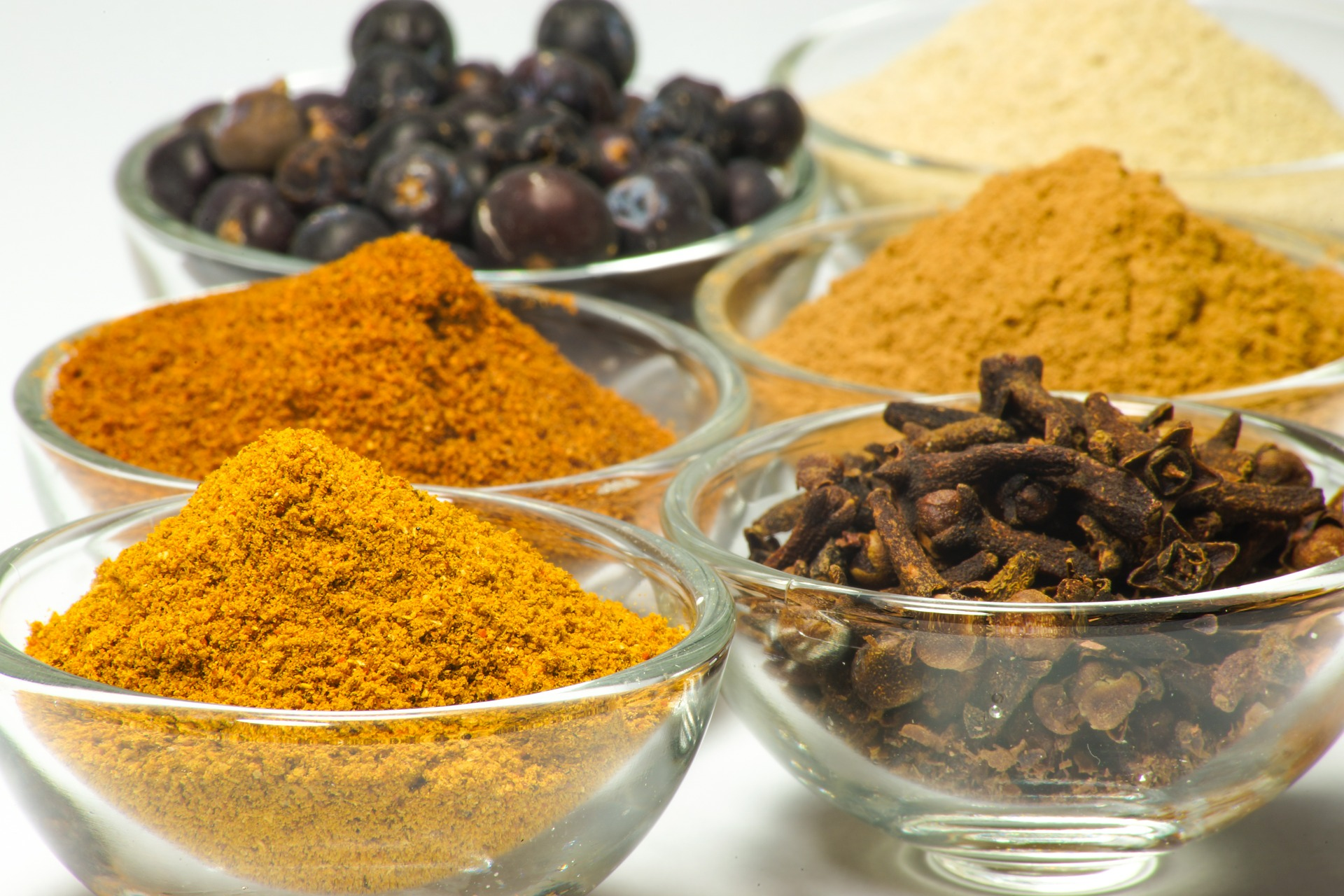 gluten free herbs and spices