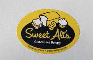 Sweet Ali's Gluten Free Bakery LLC